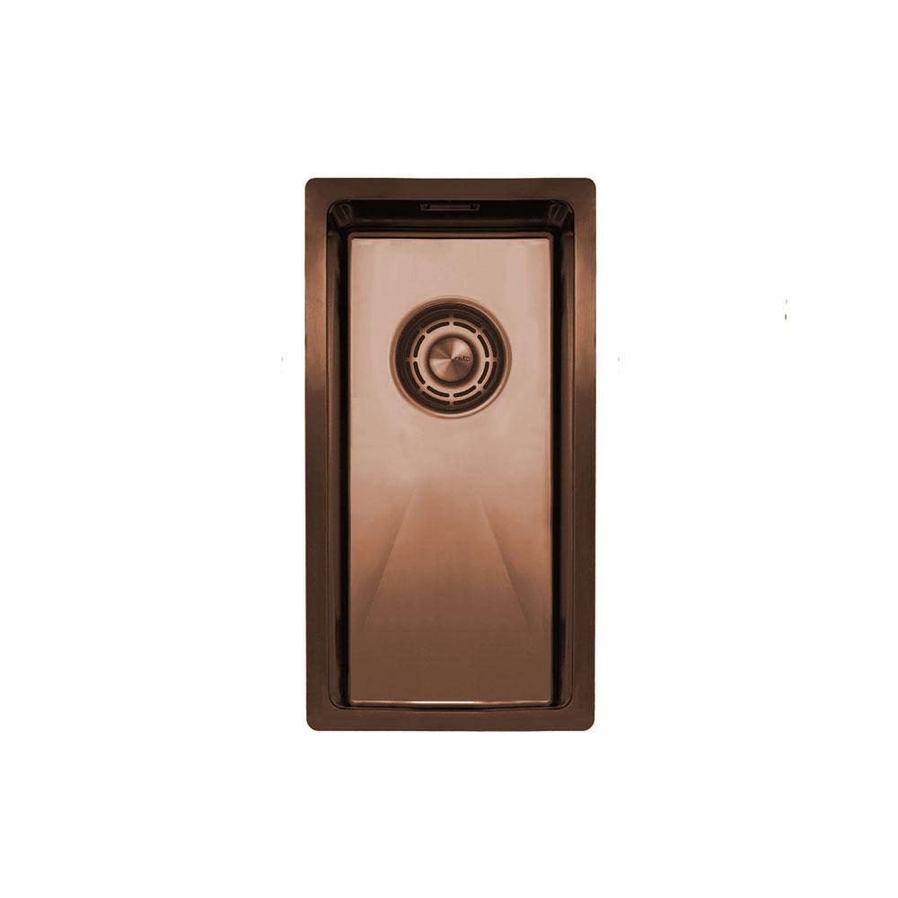 铜 厨房大盆 - Nivito CU-180-BC