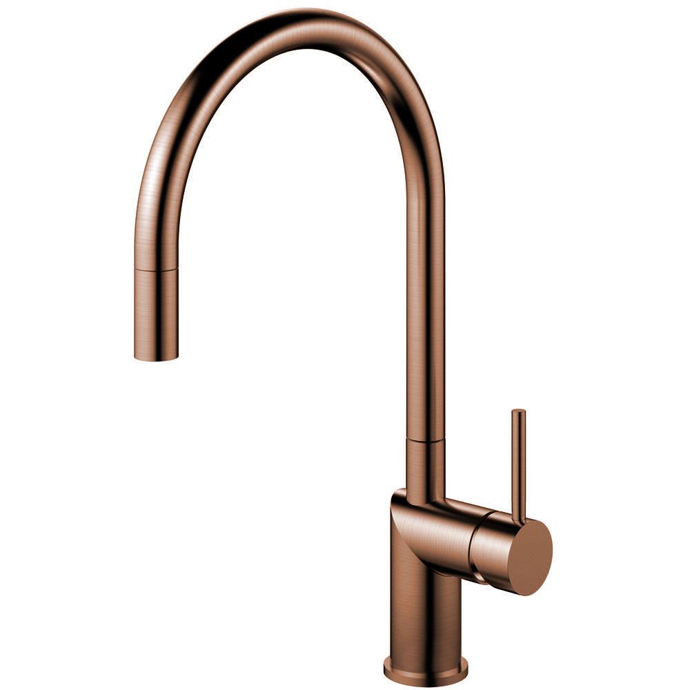 铜 厨房龙头 可拉出式软管 - Nivito RH-150-EX