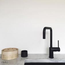 黑色 厨房水龙头 - Nivito 15-RH-320