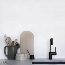黑色 厨房水龙头 - Nivito 18-RH-320