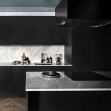 黑色 厨房水龙头 - Nivito 9-RH-320