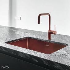 铜 厨房水龙头 - Nivito 1-RH-350