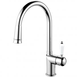 厨房水龙头 可拉出式软管 - Nivito CL-210