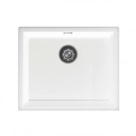 白色 厨房大盆 - Nivito CU-500-GR-WH