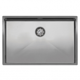 不锈钢 厨房大盆 - Nivito CU-700-B