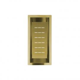 黄金/黄铜 过滤碗 - Nivito CU-WB-200-BB