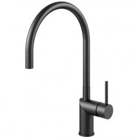 黑色 厨房水龙头 - Nivito RH-120