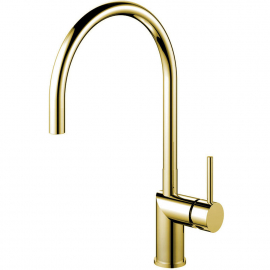 黄金/黄铜 厨房水龙头 - Nivito RH-160