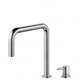 不锈钢 厨房龙头 可拉出式软管 / 可分离式主体/管道 - Nivito RH-300-VI