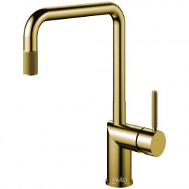黄金/黄铜 厨房水龙头 - Nivito RH-340-IN