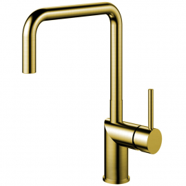 黄金/黄铜 厨房水龙头 - Nivito RH-340