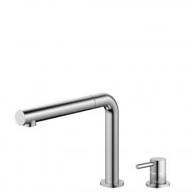 不锈钢 厨房龙头 可拉出式软管 / 可分离式主体/管道 - Nivito RH-600-VI