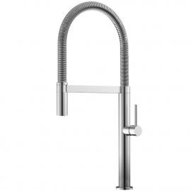 不锈钢 厨房龙头 可拉出式软管 - Nivito SH-100
