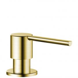 黄金/黄铜 肥皂泵 - Nivito SR-BB